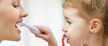 مفیدترین روشهای مسواک یادگرفتن کودکان چیست؟