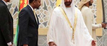 زبان عربی به ما بیاموزید تا دین اسلام را به شما آموزش دهیم! / نخستوزیر اتیوپی خطاب به ولیعهد ابوظبی